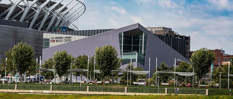 The Andrew J Brady ICON Music Center