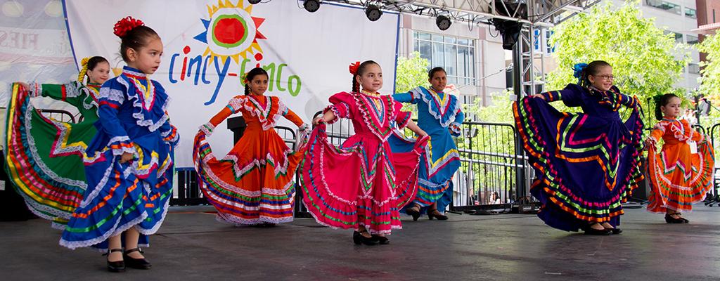 Cincy-Cinco Latino Festival